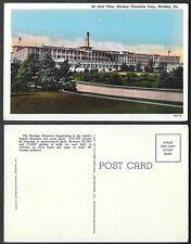 Old Pennsylvania Postcard - Hershey - East View of Hershey Chocolate Factory