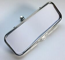 1939 1940-1950 CHEVROLET CHEVY CAR interior DAY NIGHT rear view CHROME MIRROR