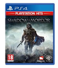 PlayStation Hits Shadow of Mordor Ps4 Dispatching Today All Orders by 2 PM