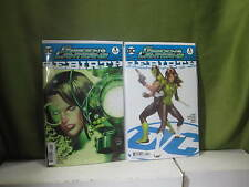 DC 2 Green Lantern Rebirth #1 Regular + Variant Covers. First Printing.one shot