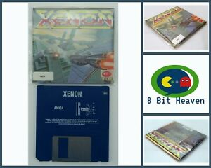 XENON BY MASTERTRONIC 16 BLITZ PLUS FOR COMMODORE AMIGA - TESTED & WORKING