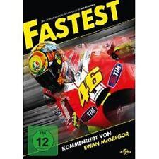 FASTEST  DVD DOKUMENTATION NEU