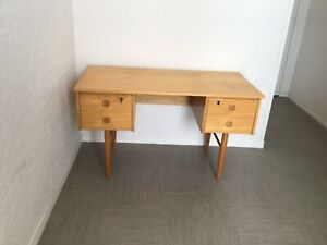 bureau scandinave vintage année 60
