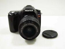 Pentax istDL 6 MP Digital SLR Camera w SMC DA 18-55mm f3.5-5.6 AL Digital Lens