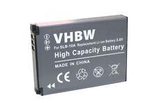 Batterie pour SAMSUNG SLB-10A SLB10A SLB10 A ACCU