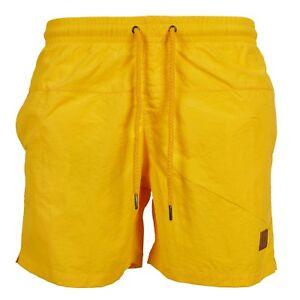 Urban Classics Block Swim Shorts Short Leisure Trousers TB1026