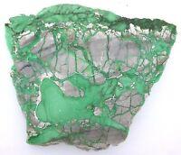 295 Gram AAA Variscite Spiderweb Cabochon Cab Gemstone Gem Stone Rough B22A100
