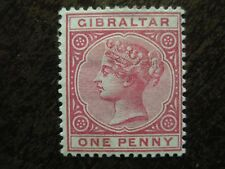 Gibraltar Mi.-Nr. 9a ungebr.
