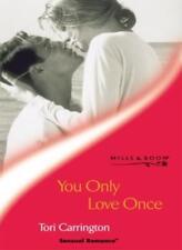 You Only Love Once (Sensual Romance),Tori Carrington