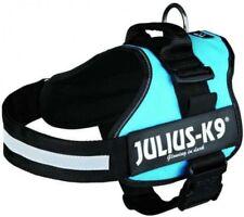 Véritable Harnais POWER de JULIUS K9 - Taille 2 - couleur BLEU AQUAMARINE