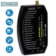 Schwaiger SF9002 HD Professional Installation Satellite Finder Meter