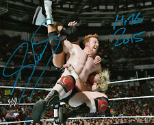 WWE SHEAMUS HAND SIGNED AUTOGRAPHED 8X10 PHOTOFILE PHOTO WITH PROOF AND COA 23