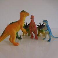 6 Figuras Dinosaurios