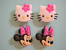 Clog Shoe Charm For Bracelet Hello Kitty Minnie Mouse For Accessory