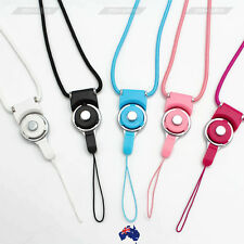 PESTON Removable Nylon Phone Lanyard 50CM For iPhone Samsung HTC OPPO Huawei