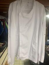 Chef Works Chef Coat 3xl White