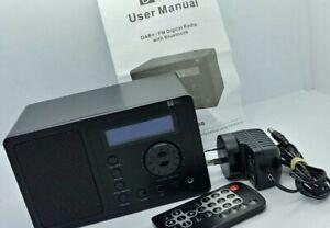 Ocean Digital DB-220B DAB+ /FM Digital Radio with Bluetooth