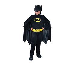 Ciao Costume Batman Dark Knight Bambino Prodotto Originale DC Comics Bambino