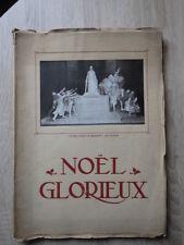 NOEL GLORIEUX Revue Patriotique 1914-1918 Editions NILSSON circa. 1920 rare