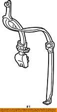 FORD OEM 03-05 E-350 Club Wagon Rear Seat Belt-Rear Seat Right 3C2Z16611B68AAA