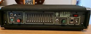 MK2 Trace Elliot GP11 Preamp, lovely condition.