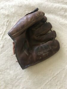 FRANKLIN F417 Clyde Vollmer Right-Handed Thrower Vintage Baseball Glove