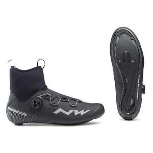 Northwave Celsius R GTX Winter Road Cycling Boots In Black