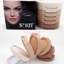 Women Makeup Cosmetic Contour Shading Concealer Powder Palette 5 Colors New B63