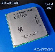 AMD Athlon 4200+ ADO4200IAA5D0 CPU Socket AM2 CPU Processor ACKTONN