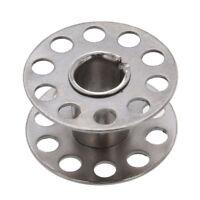 2X(10x Carrete bobina de metal para maquina de coser casera H1C3)