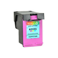 Ink Cartridge Color 62XL for HP ENVY 5640 5540 7640 OfficeJet 5740 5742 8000