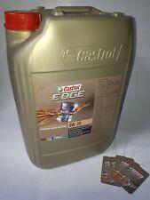 20 Liter Castrol EDGE Titanium 0W-30 Motoröl