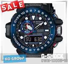 G-SHOCK BRAND NEW WITH TAG GULFMASTER GWN-1000B-1B BLACK X BLUE Digital WATCH