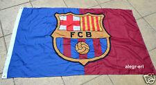 Barcelona Flag Banner 3x5 ft Spain Soccer Bicolor Bandera