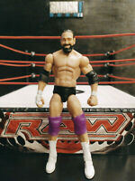 Damien Sandow - Elite Series 29 - WWE Mattel Wrestling figure rare mizdow toy