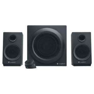 NEW Logitech Z333 2.1-Channel Speakers 980-001204
