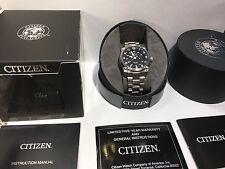 Citizen Eco-drive Titanium WR 200