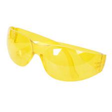 Véritable Silverline Lunettes de Sécurité Protection Anti-uv Jaune 309636