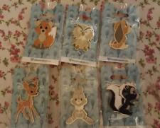 set pin animaux/animals disney