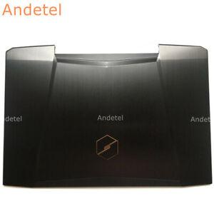 Mechrevo X61ti X6ti-s Laptop LCD Back Cover Rear Lid Top Case Shell Black