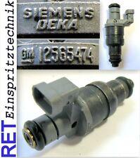 Einspritzdüse SIEMENS 12565474 Opel Astra Zafira Vectra 2,2 gereinigt & geprüft
