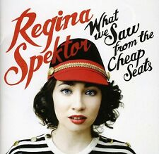 Regina Spektor - What We Saw from the Cheap Seats [New CD] Argentina - Import