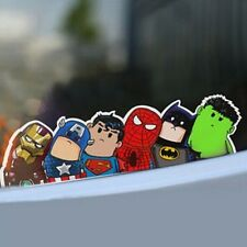 Avengers Super Heros Car Sticker Very Funny