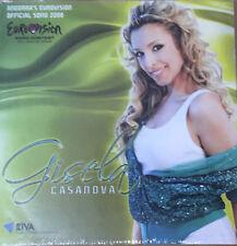 CD EUROVISION ANDORRA 2008 CASANOVA GISELA
