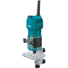 "Makita 3709  1/4"" Fixed Base Laminate Trimmer w/Full Warranty"
