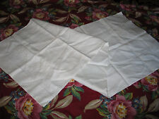 UNIQUE ANTIQUE Embroidered PillowCase-Sham LINEN-Butterflies XLong-Body Pillow
