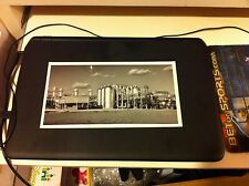VINTAGE 6X10 BLACK AND WHITE PHOTO OF PLANT OR FACTORY VERY NICE