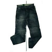 G-STAR Trail 5620 Loose Herren Jeans Hose Rugby Wash 30/34 W30 L34 Blau NEU GS11