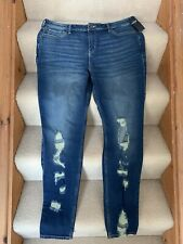 ❤️❤️ HOLLISTER JEANS  W 32 L 32 New With Tags £ 44.00 ❤️❤️