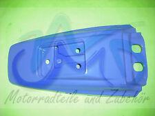 YAMAHA dt125x dt125re DT posteriore Fender protezione rivestimento in lamiera blu REAR FENDER